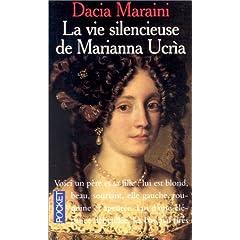 La vie silencieuse de marianna ucria de dacia maraini.  dans romans 51XDTGBD7BL._AA240_