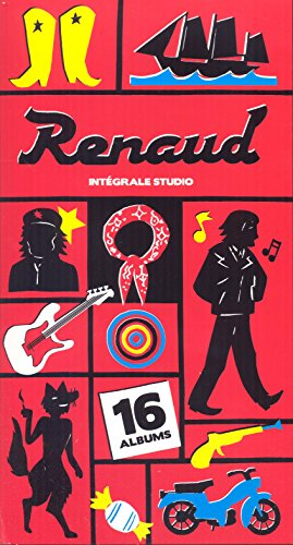 L 39 int grale cd coffret 18 cd - Renaud le blues de la porte d orleans ...