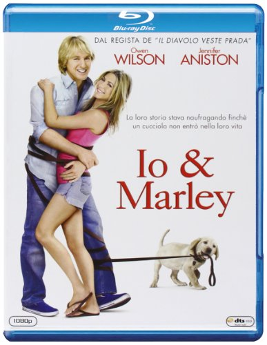 Io & Marley (+DVD) [Blu-ray] [IT Import]