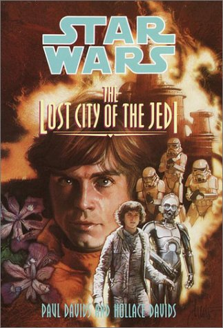 Image for Lost City of the Jedi