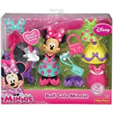 Amazing Disney Mickey Mouse and Friends Minnie's Bow-tique Ball Gala Set by Fisher-Price