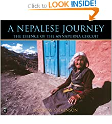 A Nepalese Journey: The Essence of the Annapurna Circuit (Mountain Photography) (Hardcover)