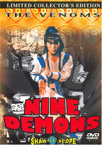 Nine Demons [DVD] [1984] [Region 1] [US Import] [NTSC]