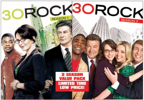 30 Rock: Season 1 / 30 Rock: Season 2 Value Pack