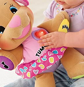 Fisher-Price Laugh and Learn Love to Play Sis by Fisher Price