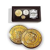 Harry Potter - Collection Pièces de Monnaie Gringotts - L'Argent Des Sorciers...
