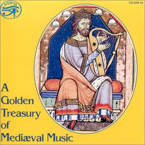 Golden Treasury-Medieval Music