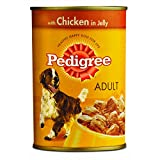 Pedigree Chunks In Jelly, Dog Food, 400 G