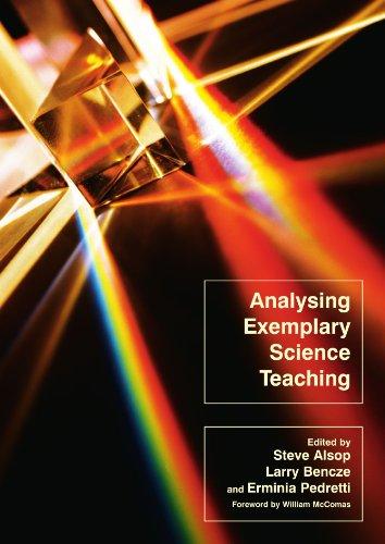 Analysing Exemplary Science Teaching