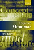 cover of Cognitive Grammar (Oxford Textbooks in Linguistics)