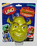 Original Shrek Special Edition UNO Card Game Set in Collectible SHREK Case!