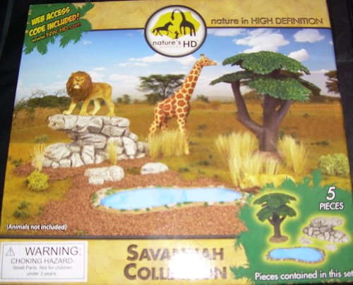 Buy Blip Toys Toys - Blip Toys Nature\'s Wonders Hd Savannah Collection