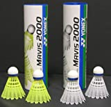 Yonex Mavis 2000 Nylon Tournament Shuttle (1/2 dz tube)