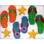 MCG Textiles 37753 Flip Flops Latch H...