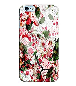 Blue Throat Butterlfly Painted Pattern Printed Designer Back Cover For Apple iPhone 6