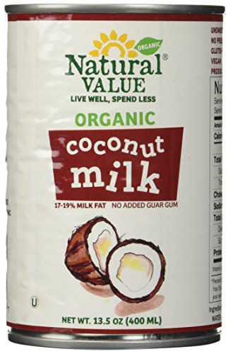 Natural-Value-Organic-Coconut-Milk-135-Ounce-Cans