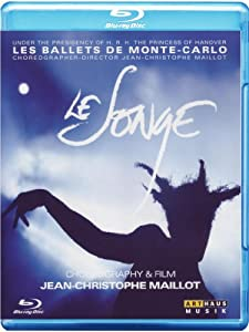 Le Songe - Jean-Christophe Maillot [Blu-ray]