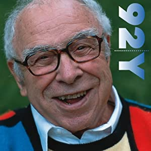 Art Buchwald with Joy Behar at the 92nd Street Y | [Art Buchwald]