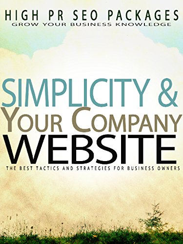 Why Simplicity Is KEY For Your Company Website