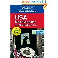 Baedeker Allianz Reiseführer USA-Nordwesten mit Nordkalifornien