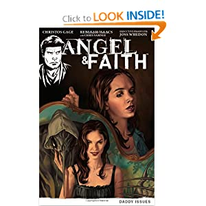 Angel & Faith Volume 2: Daddy Issues (Angel (IDW Paperback))