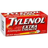 TYLENOL Extra Strength 500mg - 325 caplets