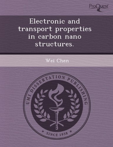 Electronic and transport properties in carbon nano structures.