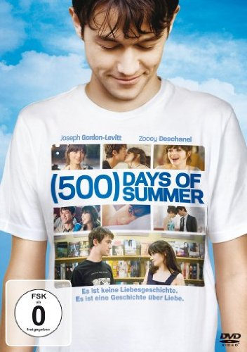 500 Days of Summer [Import allemand]