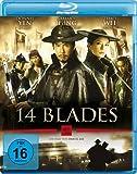 14 Blades [Blu-ray] title=