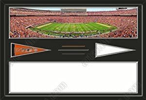 Tennessee Volunteers Neyland Stadium & Your Choice Of Stadium Panoramic... by Art and More, Davenport, IA