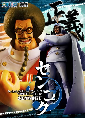 "Portrait.Of.Pirates ワンピースシリーズ ""LIMITED EDITION"" センゴク 【流通限定品】 / ONE PIECE Excellent Model"