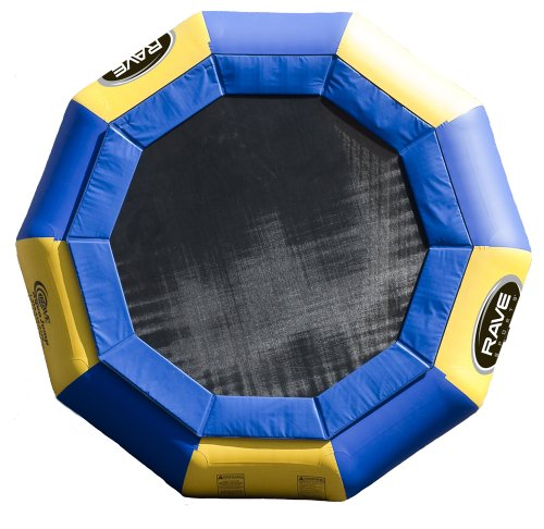 RAVE Sports Aqua Jump Eclipse 15' Water Trampoline at Amazon.com