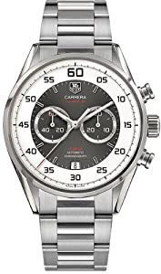 NEW TAG HEUER CARRERA CALIBRE 36 MENS WATCH CAR2B11.BA0799