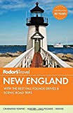 img - for Fodor's New England: with the Best Fall Foliage Drives & Scenic Road Trips (Full-color Travel Guide) book / textbook / text book