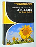 img - for Elementary and Intermediate ALGEBRA For College Students (Revised Third Custom Edition) for Monroe Community College ~ 2015 book / textbook / text book