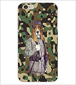 PrintDhaba Quote D-4682 Back Case Cover for APPLE IPHONE 6S PLUS (Multi-Coloured)