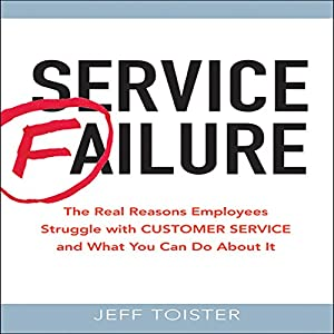 Service Failure Audiobook