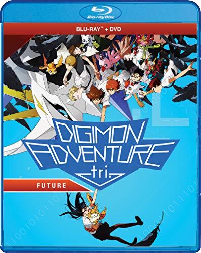 Blu-ray : Digimon Adventure Tri.: Future (Widescreen, 2 Pack)