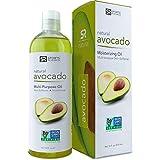 Pure Avocado Oil 16oz. Food grade100% Natural, Food Grade, and Non-GMO Verified. UV Resistant BPA free bottle - 100% Satisfaction Guarantee