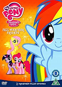 My Little Pony: Friendship Is Magic - Fall Weather Friends