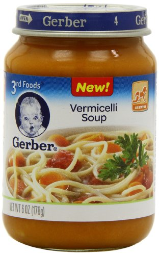 Gerber Baby Food Company front-447256
