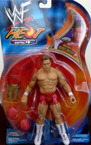 "Buy Low Price Jakks Pacific ""the One"" BILLY GUNN WWE WWF Sunday Night Heat Series 10 Figure (B004X17J2E)"