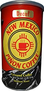 NM Piñon Coffee Decaf Ground 16oz.