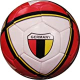 Indpro Unisex Team Football 5 Red Yellow