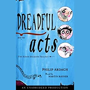 Dreadful Acts Audiobook