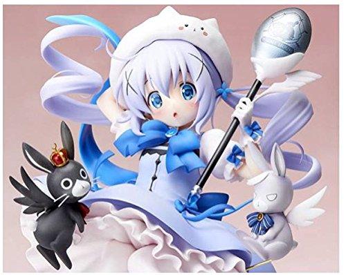 AUC限定 ご注文はうさぎですか 魔法少女チノ フィギュア
