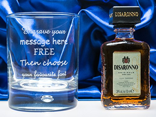 engraved-bubble-based-glass-disaronno-amaretto-miniature-in-silk-gift-box-for-wedding-birthday-mum-d