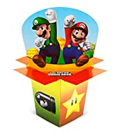 Party Destination Super Mario Bros. Centerpiece
