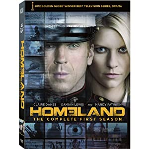 Homeland: The Complete First Season LIMITED EDITION Includes BONUS DVD Q&A With Creators and Cast