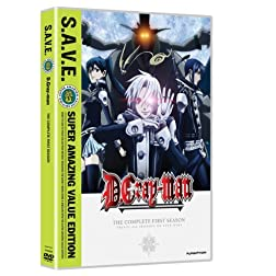 D. Gray-man: The Complete First Season S.A.V.E.